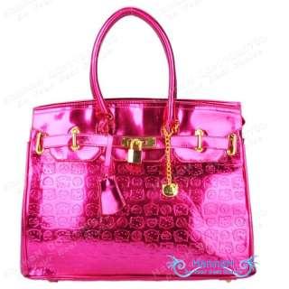Hello Kitty lady Travel Boston Bag Handbag Tote FA301
