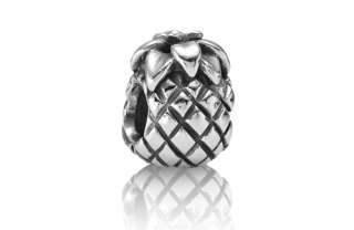 Authentic Pandora Silver Pineapple Charm 790363