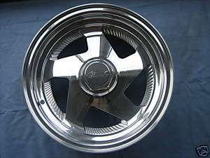 BUDNIK WHEEL BRAND NEW FORD GM MOPAR HOT RAT STREET ROD