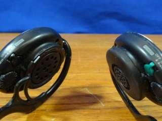 Sony SRF H11 FM/AM Headset Walkman Radio Headphones