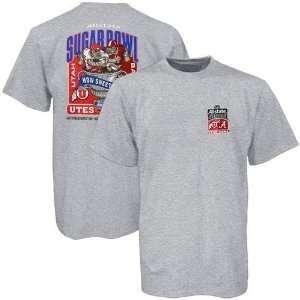 Alabama Crimson Tide vs. Utah Utes Ash 2009 Sugar Bowl