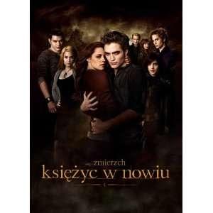 Poster Polish B 27x40 Kristen Stewart Robert Pattinson