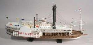 LIN70864 Robert E Lee Mississippi Steamboat 1 163 Lindb