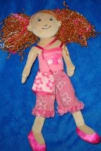 GROOVY GIRLS DOLL 06 GIRL SCOUTS CAMARA MANHATTEN TOY