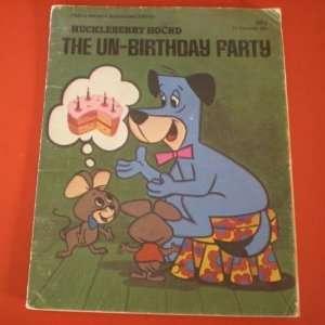 com Huckleberry Hound The Un Birthday Party Horace J. Elias Books