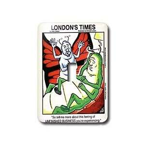 Londons Times Funny Medicine Cartoons   Unfinished Business   Light