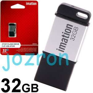 32GB 32G USB Flash Drive Pen Stick Disk Memory Capless Black