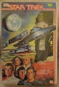 1979 STAR TREK CAPTAIN KIRK MEGO 12 1/2 POSEABLE FIGURE