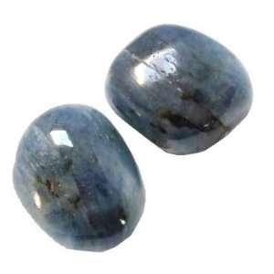 01 Pair of Angel Blue Crystal Healing Mineral Rocks: Everything Else