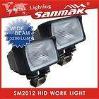 35W 5 Flood Beam HID Xenon Work Light Truck HeadLight items in kiinet