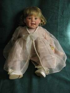Little Girl Toddler REVA SCHICK LEE MIDDLETON Doll 220/ 1500