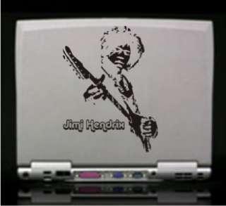 Jimi Hendrix Decal Sticker   Car Truck Window RV Laptop