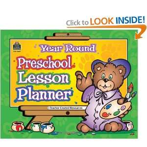 Lesson Planner (9780743936699) Teacher Created Resources Staff Books