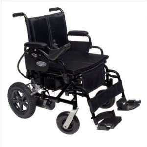 Everest & Jennings 2F1000B Metro Power III Wheelchair Seat Size 16 x