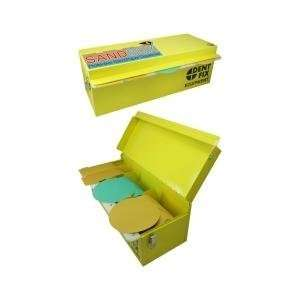 Dent Fix (DENDFSB100) Sand Box Protective Sand Paper Dispenser