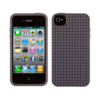 Speck Soot PixelSkin HD Skin Cover Case for Apple iPhone 4S/4 Brand