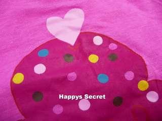 Dog Cat Pet Clothes Cotton Tee T Shirt Cupcake Angel