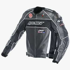 Joe Rocket Speedmaster 5.0 Jacket   Color  black   Size