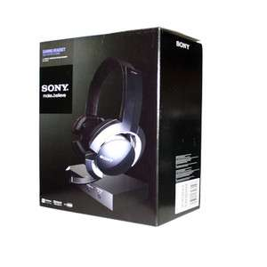 Sony DR GA500 PC Gaming Stereo Microphone Headset NEW 027242806146