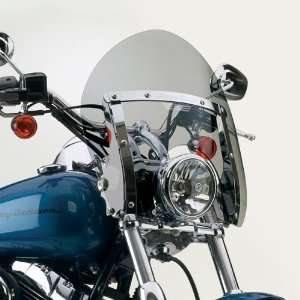 Cycle Switchblade Shorty Windshield, Tint For Harley FXDWGI Dyna