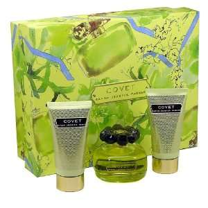 Covet by Sarah Jessica Parker 3 Piece Set Includes 3.4 oz