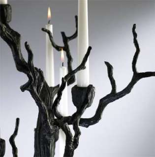 Wrought Iron Tree Table Candelabra Retail $772