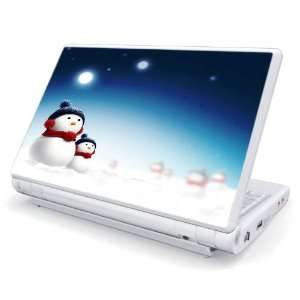Blue Star Decorative Skin Cover Decal Sticker for Asus Eee