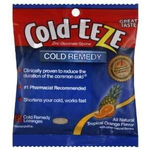 Cold Eeze Cold Remedy 18 lozenges Health & Personal Care