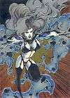 LADY DEATH CHROMIUM CARD SERIES 2 COMBO PROMO CARD
