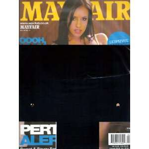 : MAYFAIR MAGAZINE VOL 40 NO 4: MAYFAIR MAGAZINE. PAUL RAYMOND: Books
