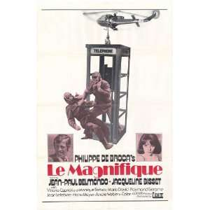 Magnifique, Le Movie Poster (27 x 40 Inches   69cm x 102cm