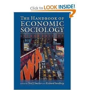 Edition (9780691121253) Neil J. Smelser, Richard Swedberg Books