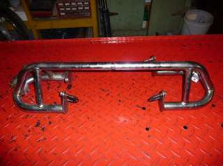 CB900 Cb 900 Custom Honda Line Highway Crash Bars Case Savers