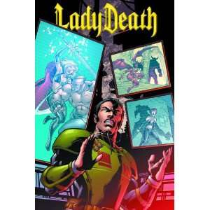 Lady Death Dark Alliance #2: John Ostrander: Books