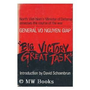 Course of the War. Introd. by David Schoenbrun: Nguyen Giap Vo: Books