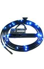 2M Blue Sleeved LED Kit, 3 Step Light Sensitivity, Model CB LED20 BU