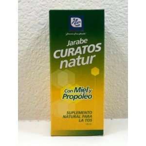 Curatos Natural   Cough and Bronquial Syrup Health