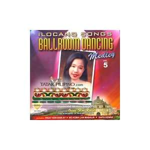 Ilocano Songs Ballroom Dancing Medley Vol. 5 (includes