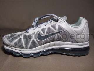 Nike Air Max+ 2011 Cool Grey Anthracite Mens Running New Sz 10
