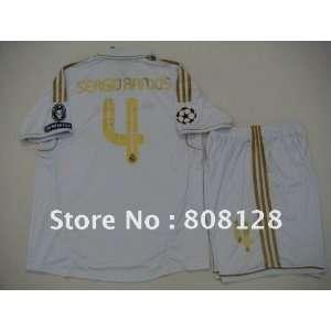 sergio ramos uniforms real madrid champions league jerseys home