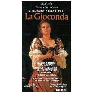 La Gioconda Adam Fisher, Vienna State Opera, Amilcare
