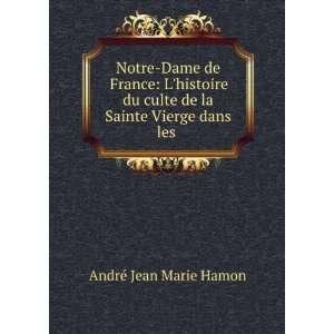 Dame de France: Lhistoire du culte de la Sainte Vierge dans les