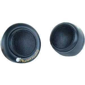 New  PLANET AUDIO P30TW 1 SOFT SILK DOME SWIVEL TWEETERS
