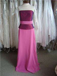 NWT Jordan #3050 Evening Gowns Formal Dress Dresses sz4