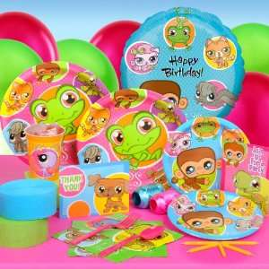 Littlest Pet Shop Standard Party Pack for 8 Party Supplies