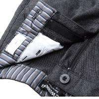 NEW INFANT Baby BOYS Black Suit Pants 2 6 years