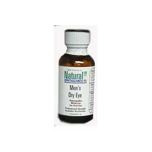 Natural Ophthalmics Mens Dry Eye Pellets/Oral Homeopathic