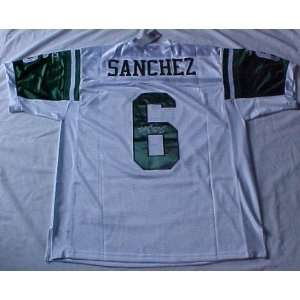 Mark Sanchez Hand Signed Autographed New York Jets