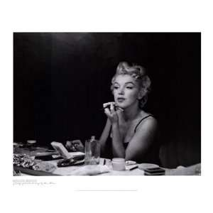 Marilyn Monroe, Backstage by Sam Shaw 20x16