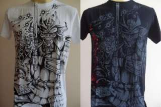 Emperor Eternity Marked Samurai Tattoo Men T shirt M L